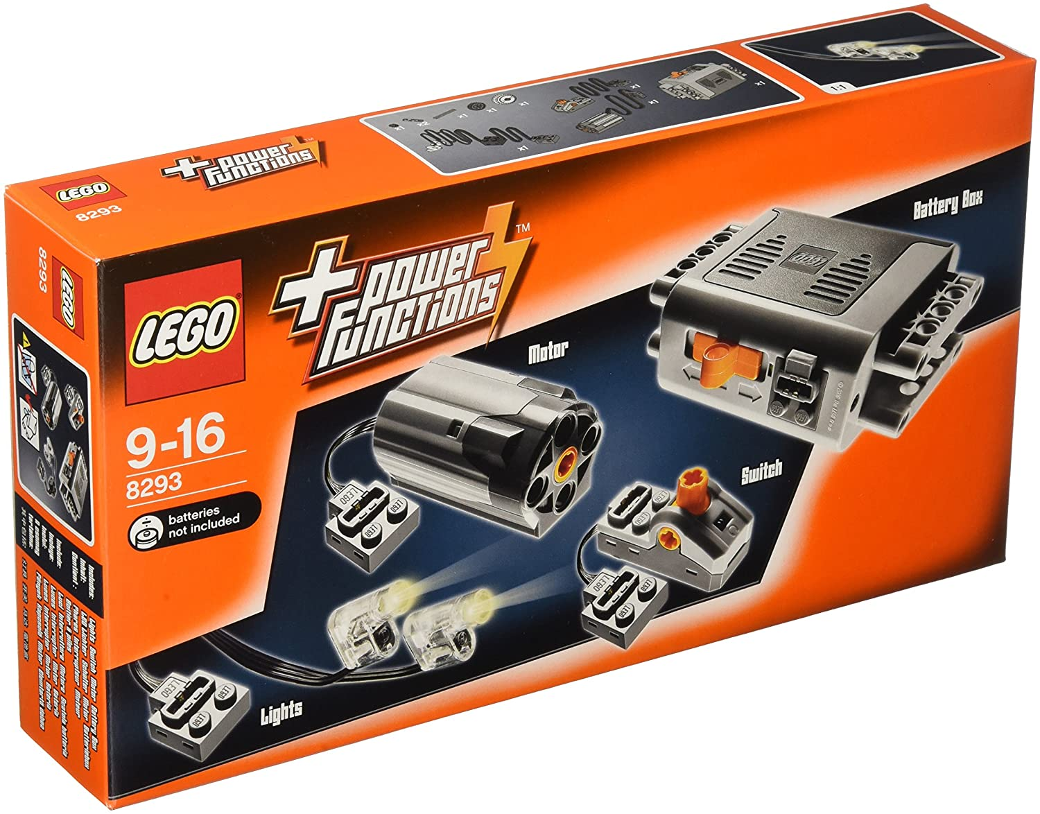 LEGO Technic Set de Motores Power Functions