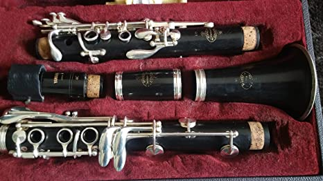 Madera contrachapada de BUFFET E11 francés clarinetes Bb radioterapeuta clarinetes: Amazon.es: Instrumentos musicales