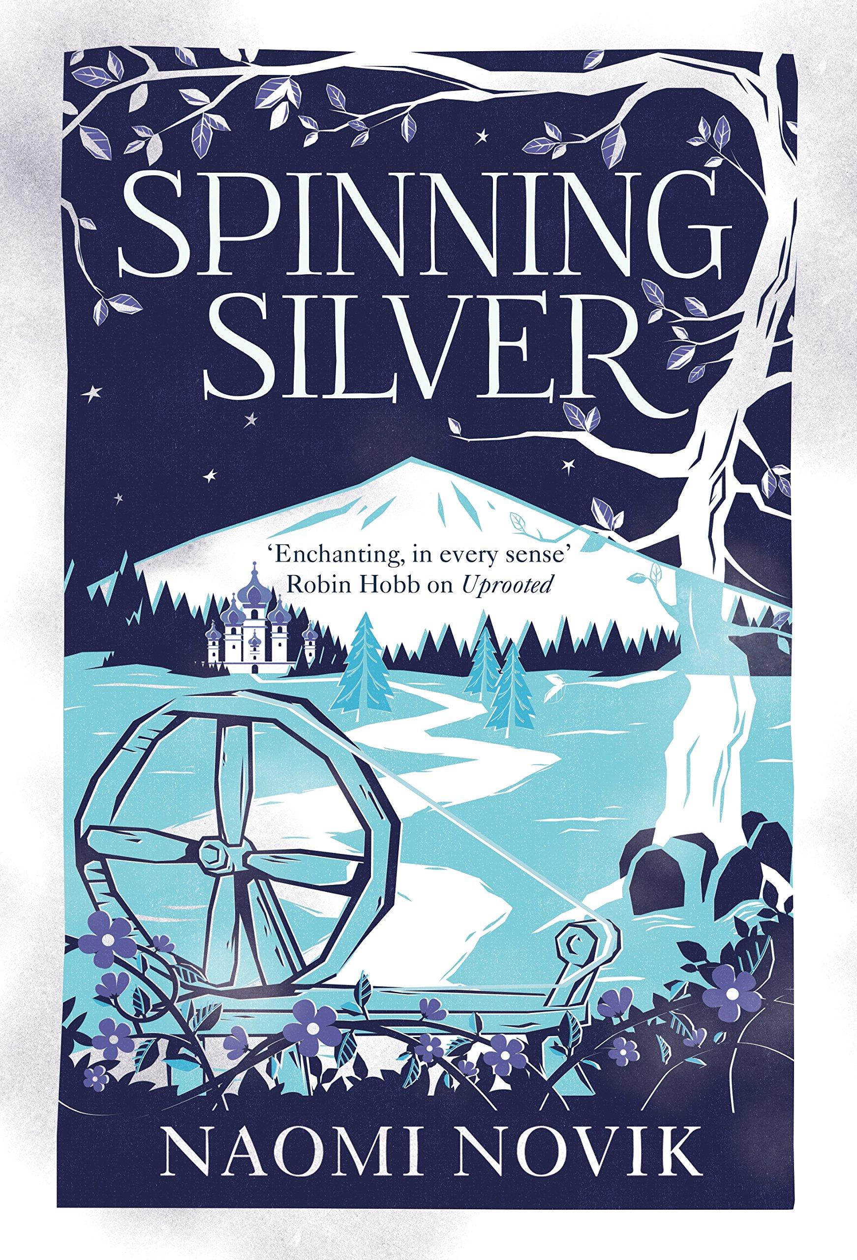 Novik, N: Spinning Silver: Amazon.es: Novik, Naomi: Libros en ...