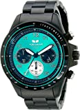 Vestal Zr2026 Zr2 Watch – Noir/Bleu sarcelle