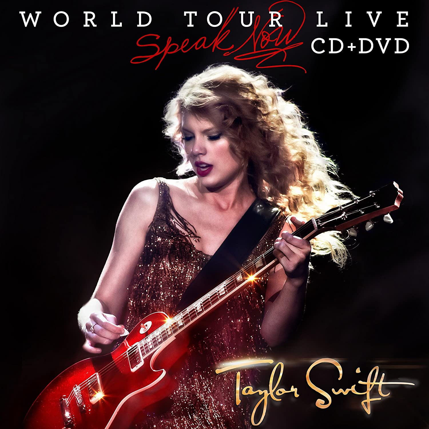 Taylor Swift Speak Now World Tour Live Amazon Com Music