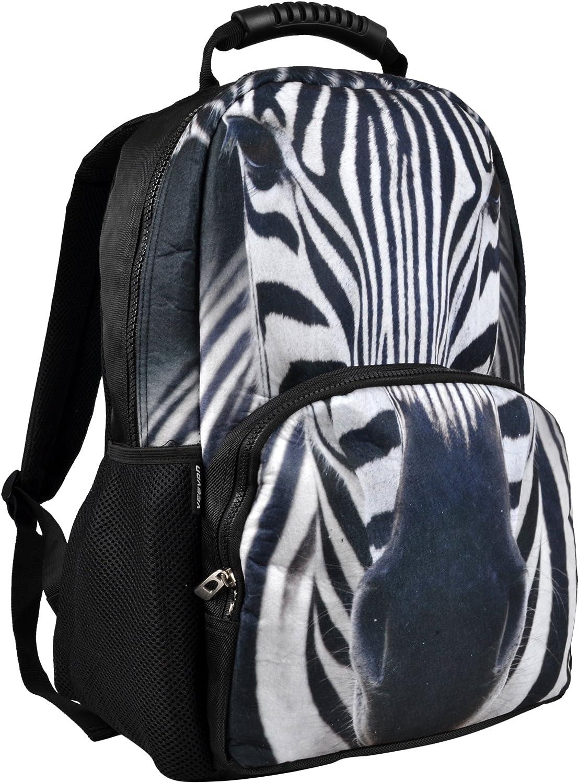 Veevan Designer 3d Animals Backpack