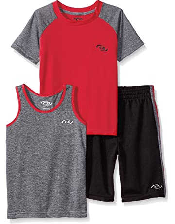 4479313376e1 CB Sports Boys  3 Piece Performance Tank