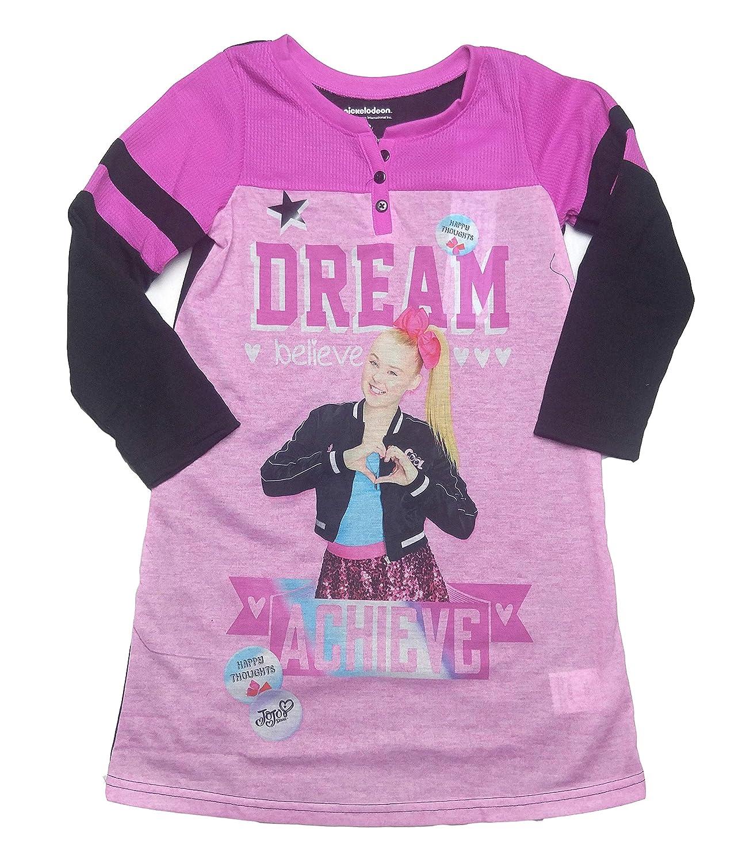 Sleepwear & Robes Fashion JoJo Siwa Girls Nightgown Pink ...