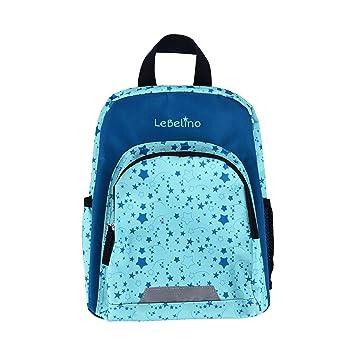Lebelino Kindergartenrucksack Mit Brustgurt Für Jungen Und Mädchen