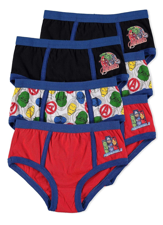 Briefs 6-pack Avengers Boys Underwear