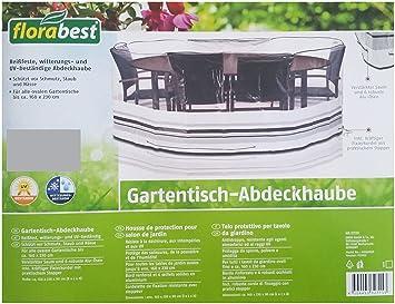 Fantastisch Amazon.de: Gartentisch Abdeckhaube Schutzhülle Hülle Tisch  CM56