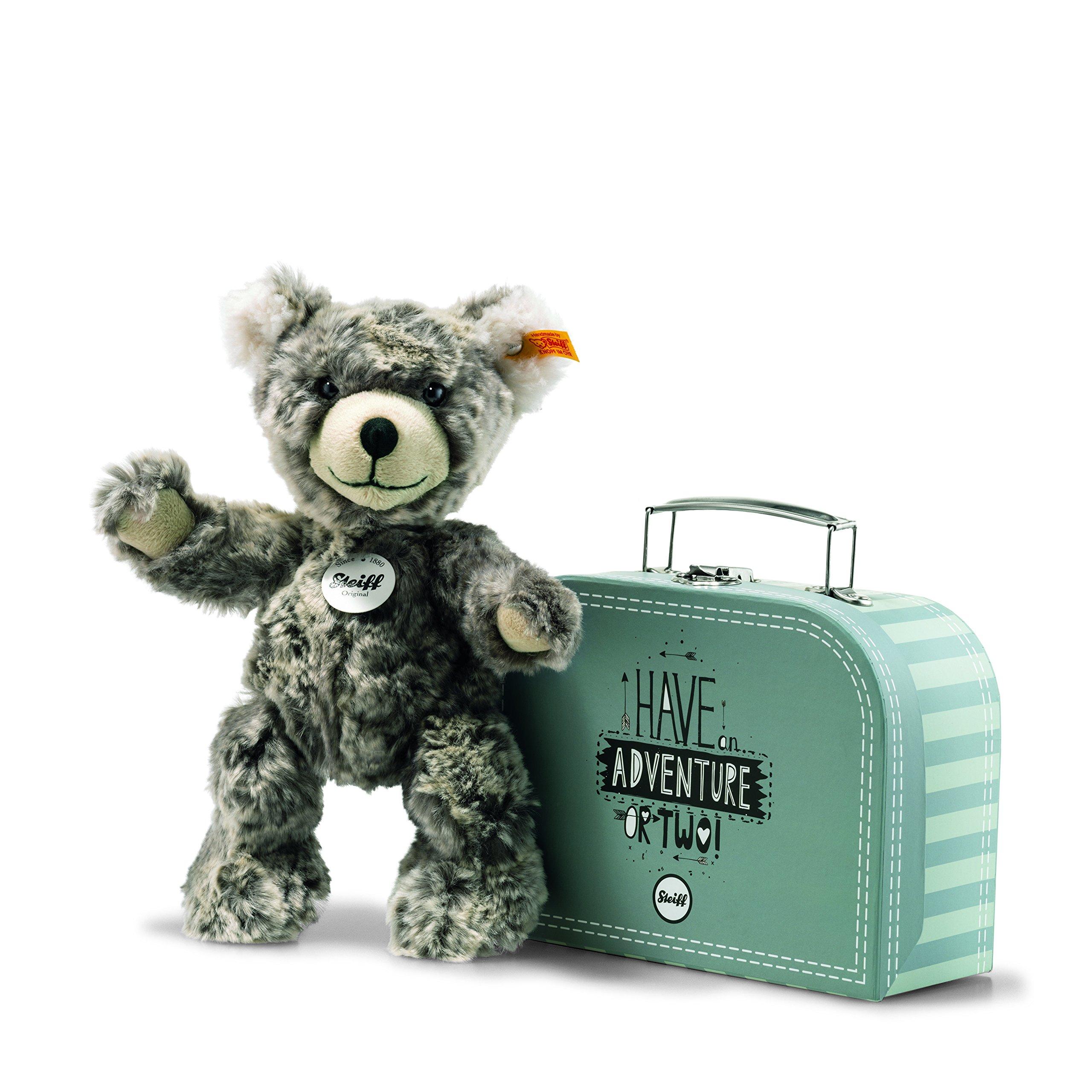 Steiff Lommy Teddy Bear in Suitcase by Steiff