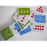 Number Rumbler, Fun Family Educational Toy To Support Maths and Times Tables. Ages 6 Up