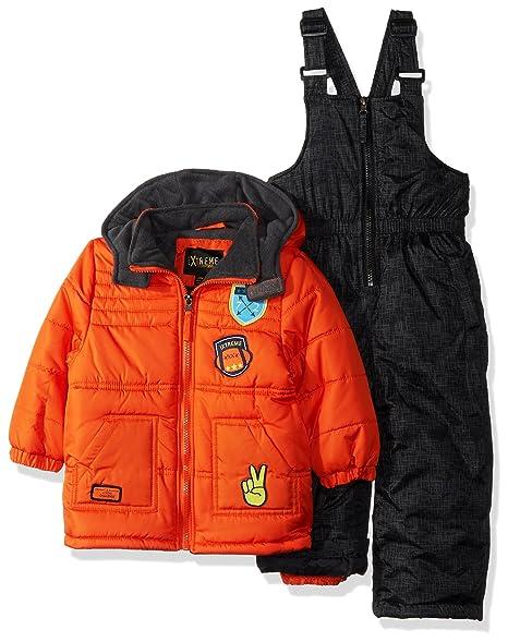Amazon.com: iXtreme Baby Boys Inf - Traje de nieve acolchado ...