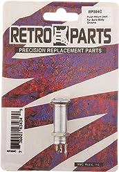 Shop Pack Black Retro Parts RP416B Plastic Bridge Pins