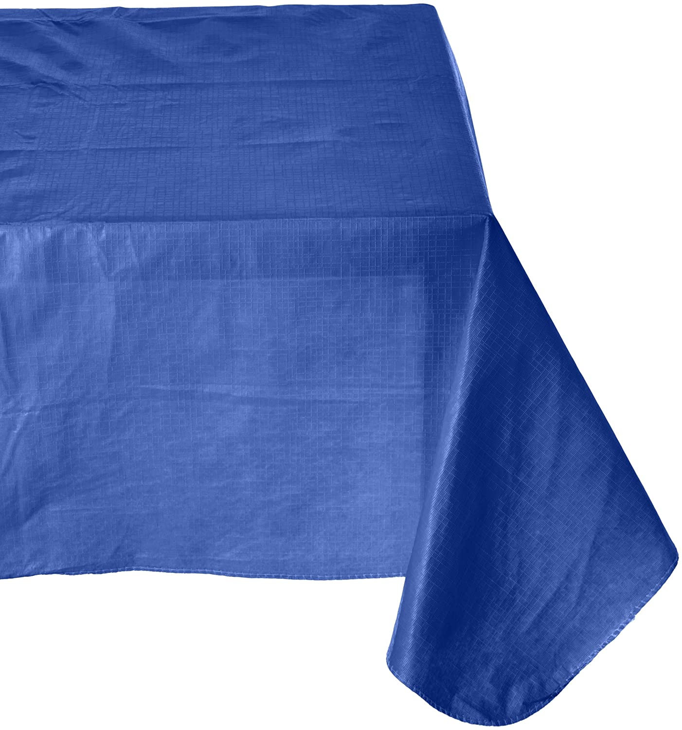Amscan Durable Indoor Outdoor Flannel Backed in Solid Color Royal Blue Vinyl 52 x 90 Others Party Supplies 6 Piece