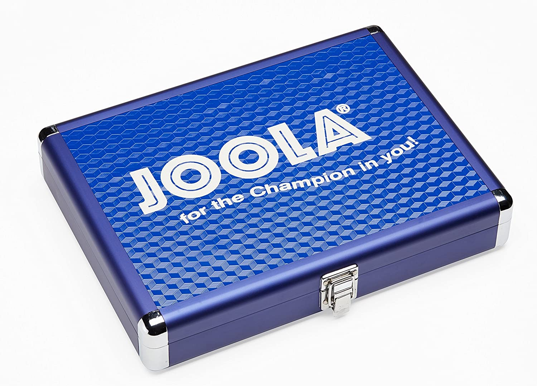 Joola Tenis de Mesa de móvil maletín de Aluminio