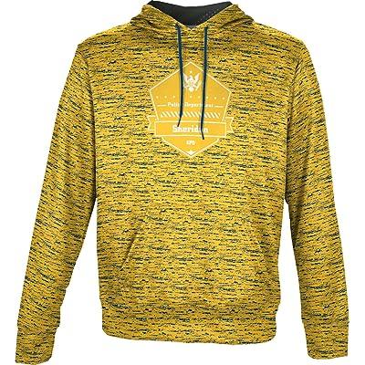 ProSphere Boys' Sheridan Police Department Brushed Hoodie Sweatshirt (Apparel)
