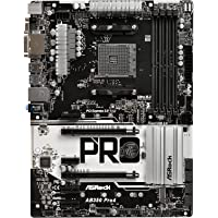 ASRock AM4 Promontory B350 SATA 6Gb/s USB 3.1 ATX AMD Motherboard