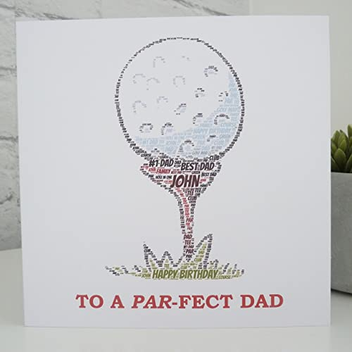 PERSONALISED BADMINTON RACQUET SPORT BIRTHDAY FATHERS DAY ETC CARD Illus Insert