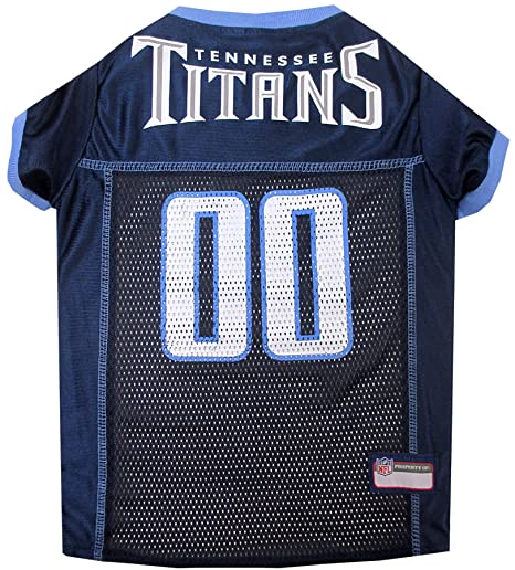 024aa8653 Amazon.com   NFL TENNESSEE TITANS DOG Jersey