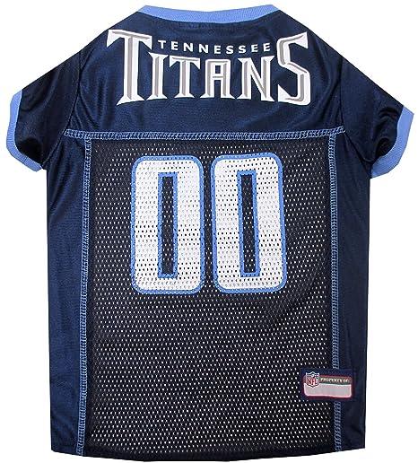 Amazon.com   NFL TENNESSEE TITANS DOG Jersey c5e0b760504