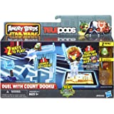 Star Wars Angry Birds Telepods - Duel with Count Dooku