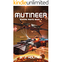 Mutineer (Empire Rising Book 7)