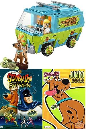 Coloriage Batman Dessin Anime.Lego Scooby Doo Et Batman Dessin Anime Dvd Livre De Coloriage