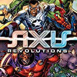 img - for Axis: Revolutions (Issues) (4 Book Series) book / textbook / text book