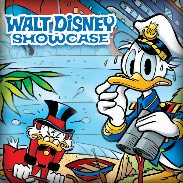 (Walt Disney Showcase (Issues) (6 Book Series))