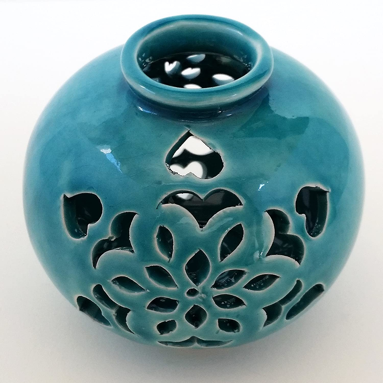 Pottery Home Decor ArioCraft Handmade Decorative Ceramic Vase
