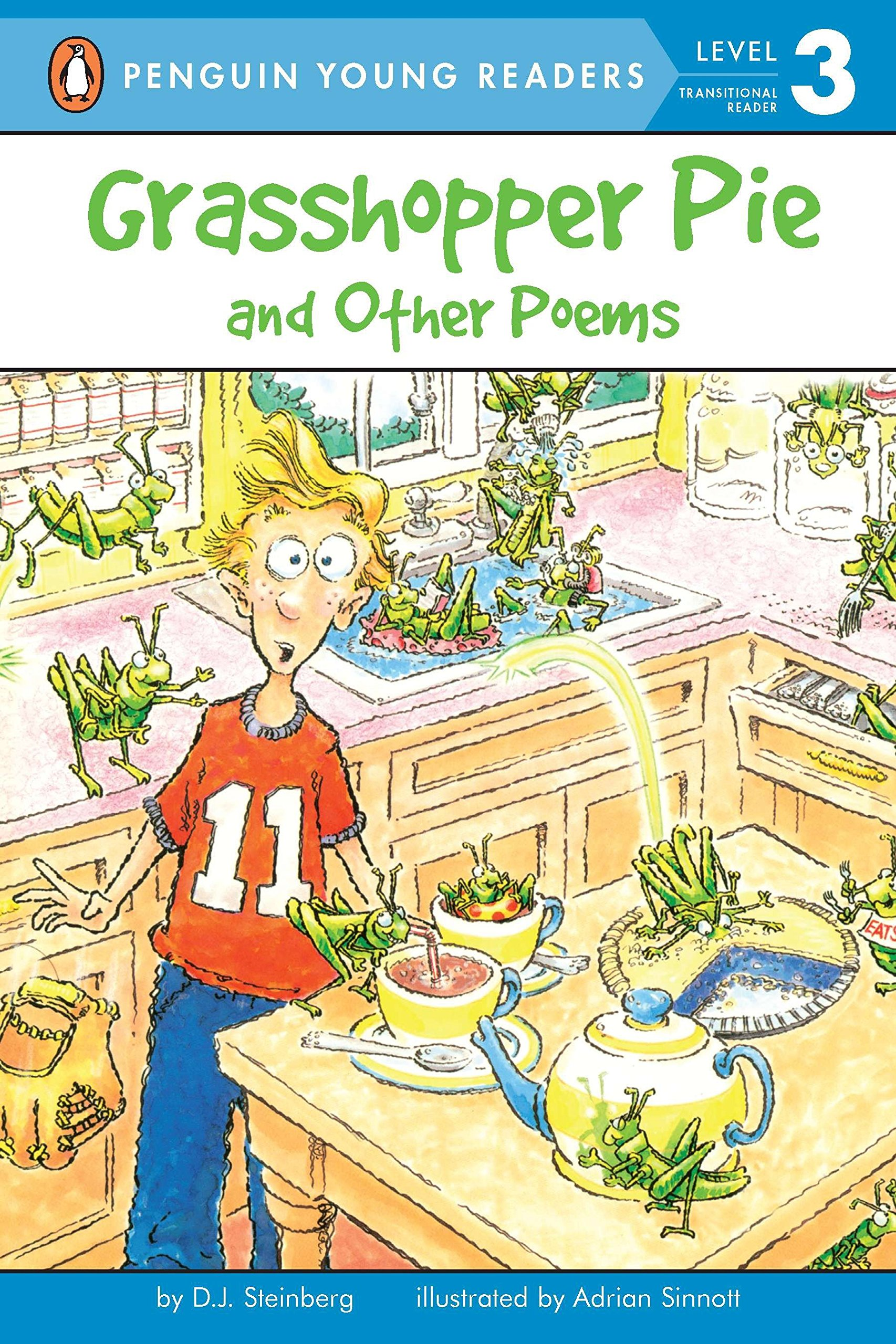 Buy Grasshopper Pie and Other Poems (Penguin Young Readers, Level 3) Book  Online at Low Prices in India | Grasshopper Pie and Other Poems (Penguin  Young ...