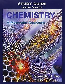 Chemistry A Molecular Approach Books A La Carte Edition 4th