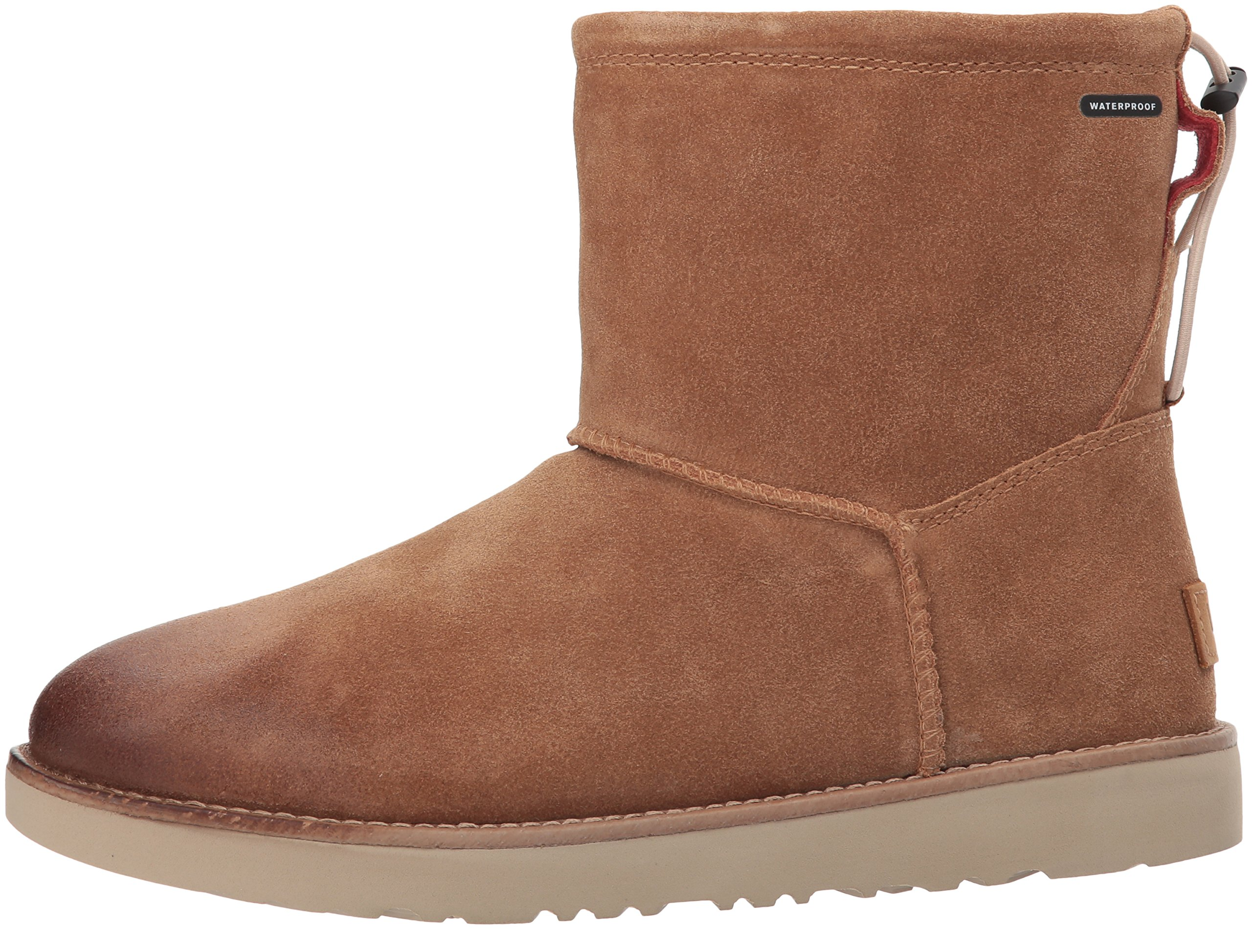 UGG Men's Classic Toggle Waterproof Winter Boot, Chestnut, 11 M US by UGG (Image #5)