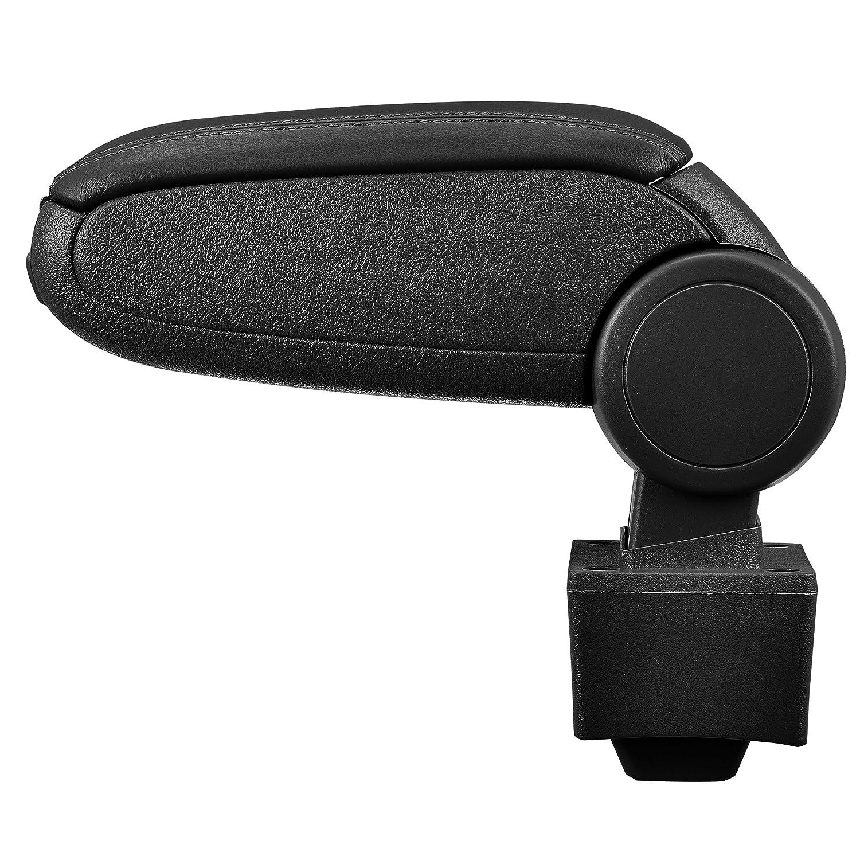 textil cover // black Centre Console Armrest Perfekt Fit inkl Storage Box pro.tec