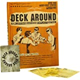 Deck Around - Adult Party Game with Over 100 Rounds (Card Game)