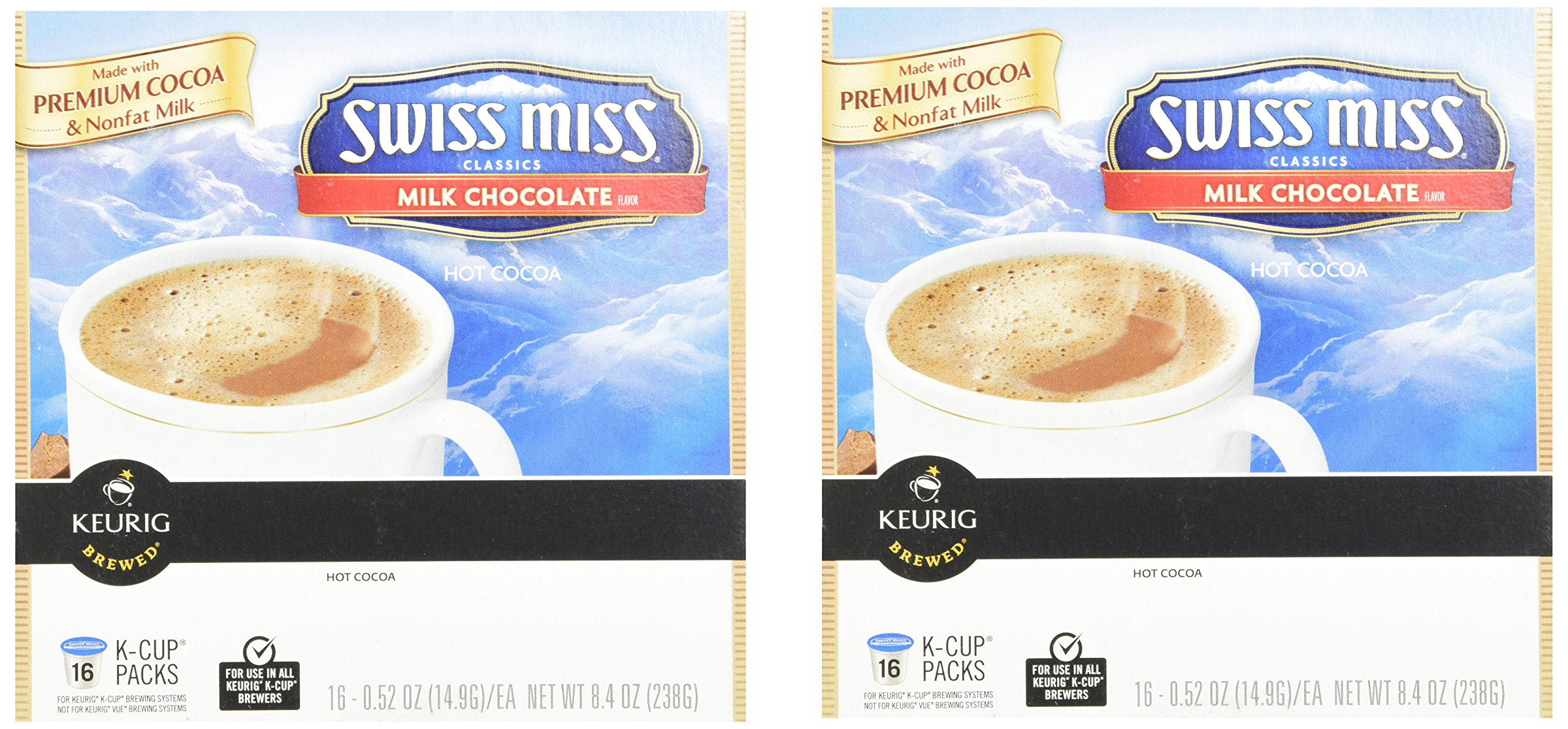 Swiss Miss Keurig K-cups Milk Chocolate Hot Cocoa - 32 Count by Swiss Miss (Image #5)