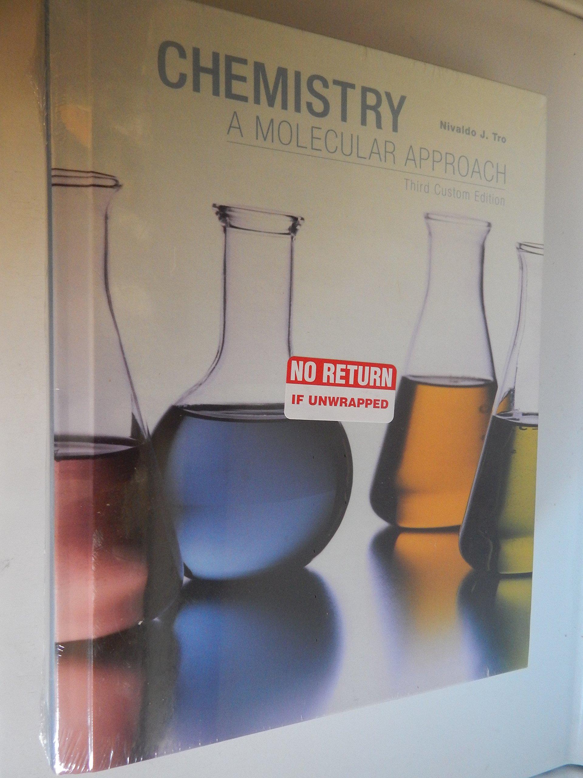 Download Chemistry A Molecular Approach Third Custom Edition ebook