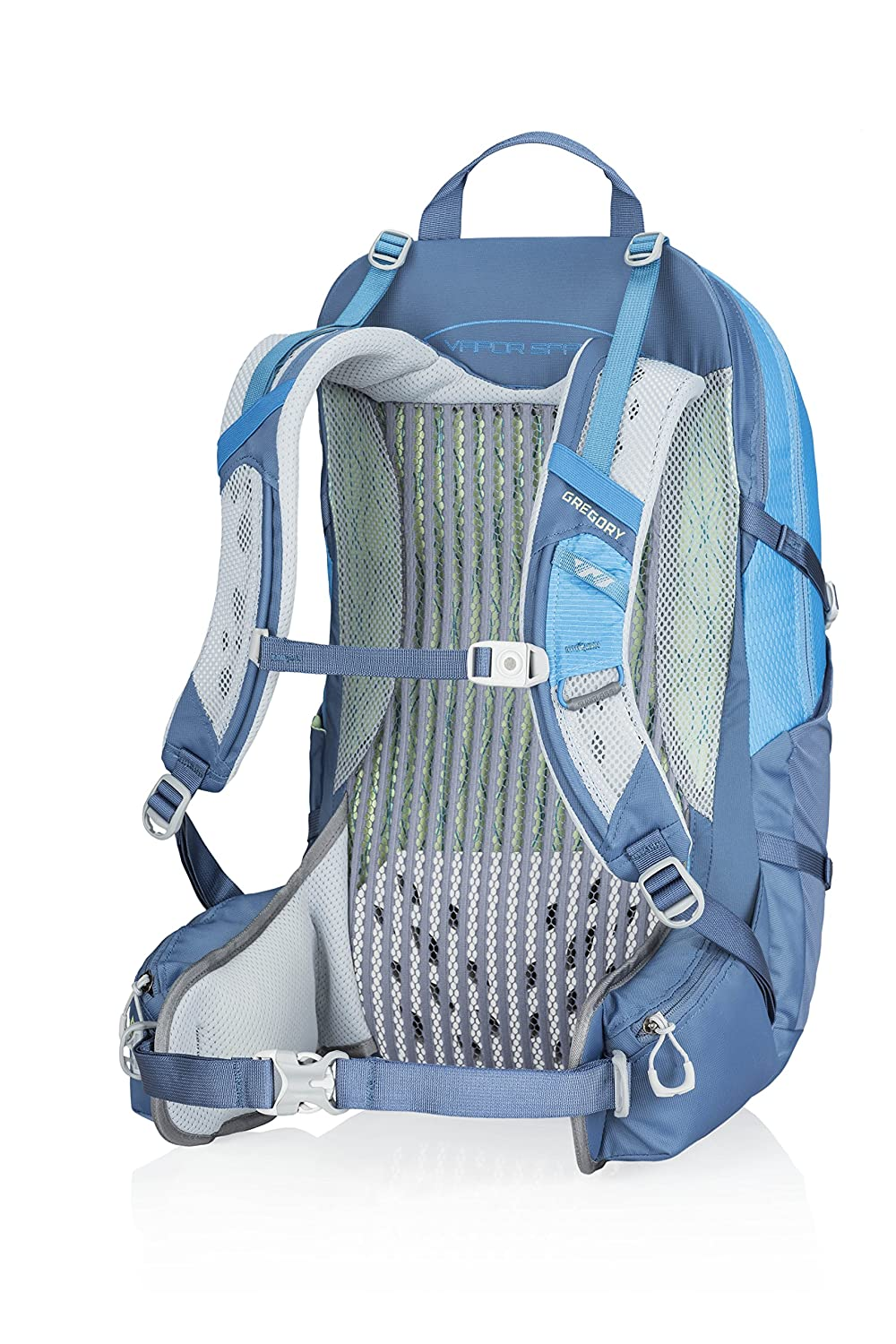 Gregory Mountain Products Juno 25 Liter Women s Day Hiking Backpack Hiking, Walking, Travel Free Hydration Bladder, Breathable Components, Cushioned Straps Stay Hydrated on The Trail