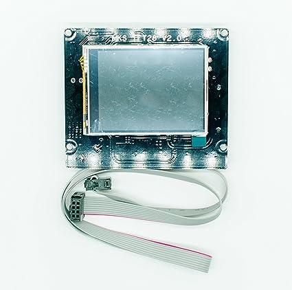 Pantalla táctil de 2,8 pulgadas TFT MKS TFT28 V1.3 para impresión ...