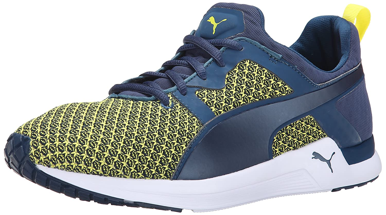 Mens Shoes PUMA Pulse XT Knit Poseidon/Sulphur Spring