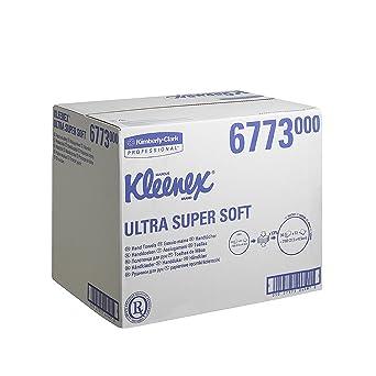 Kleenex 6773 Toallas Secamanos, Interplegadas, 72 Servicios, 30 Paquetes, 3 Capas,