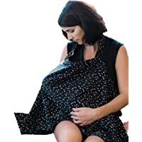 100% cotton nursing cover for breastfeeding. - Great style - AZO Free