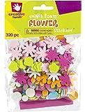 Creative Hands Foam Stickers, Flowers