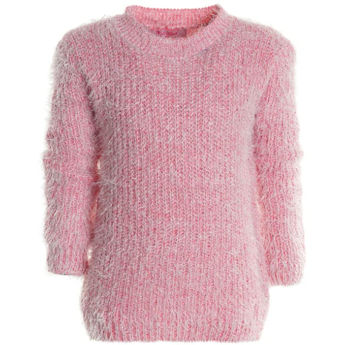 BEZLIT - Jerséi - Blusa - Básico - Cuello redondo - Manga Larga - para niña