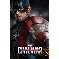 MARVEL'S CAPTAIN AMERICA: CIVIL WAR - THE ART OF THE MOVIE