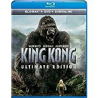 King Kong Ultimate Edition on Blu-ray + DVD + Digital