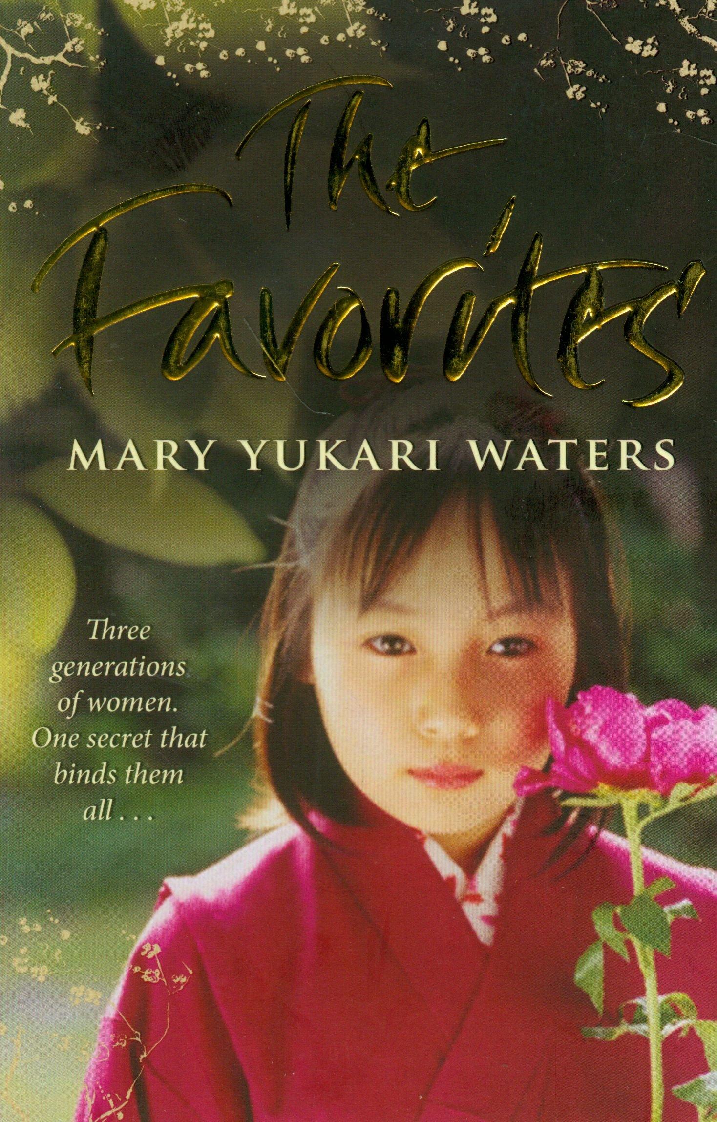 mary yukari waters