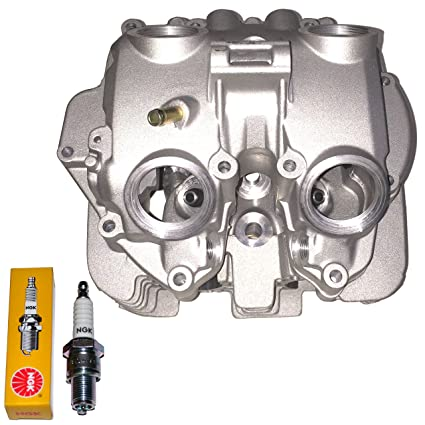 amazon com honda trx400ex trx 400ex cylinder head polished ports Engine Head Parts Diagram amazon com honda trx400ex trx 400ex cylinder head polished ports valve cover 1999 2008 automotive