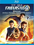 Fantastic Four + Fantastic Four 2 Rise Of The Silver Surfer (Bilingual) [Blu-ray + Digital Copy]