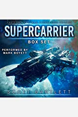 Supercarrier Box Set: The Complete Ixan Prophecies Trilogy Audible Audiobook