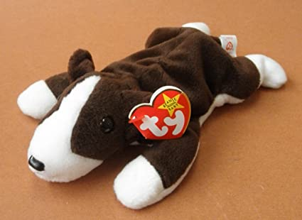 c387d7bfe6b Image Unavailable. Image not available for. Color  TY Beanie Babies Bruno  ...