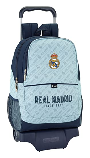 Amazon.com: Real Madrid 16.9 inch Trolley 905